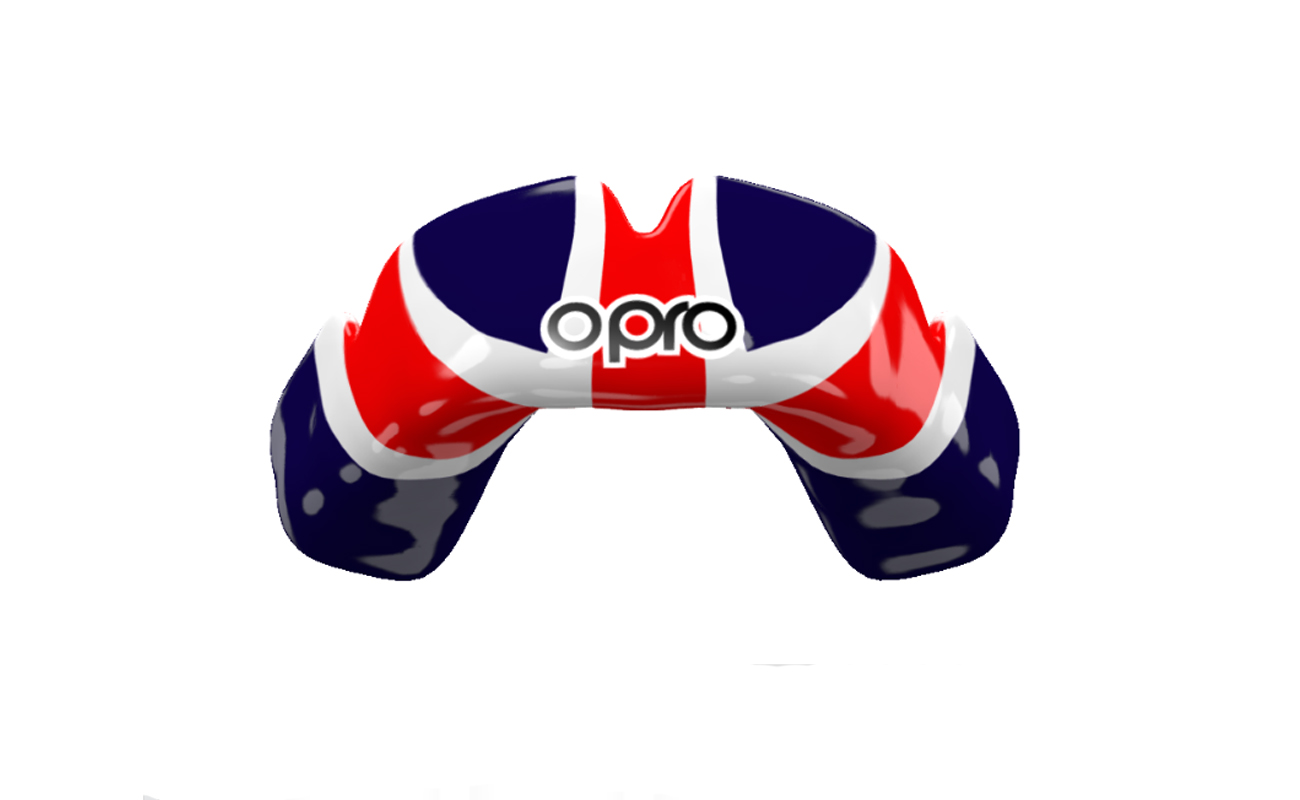 opro mouthguard dentist