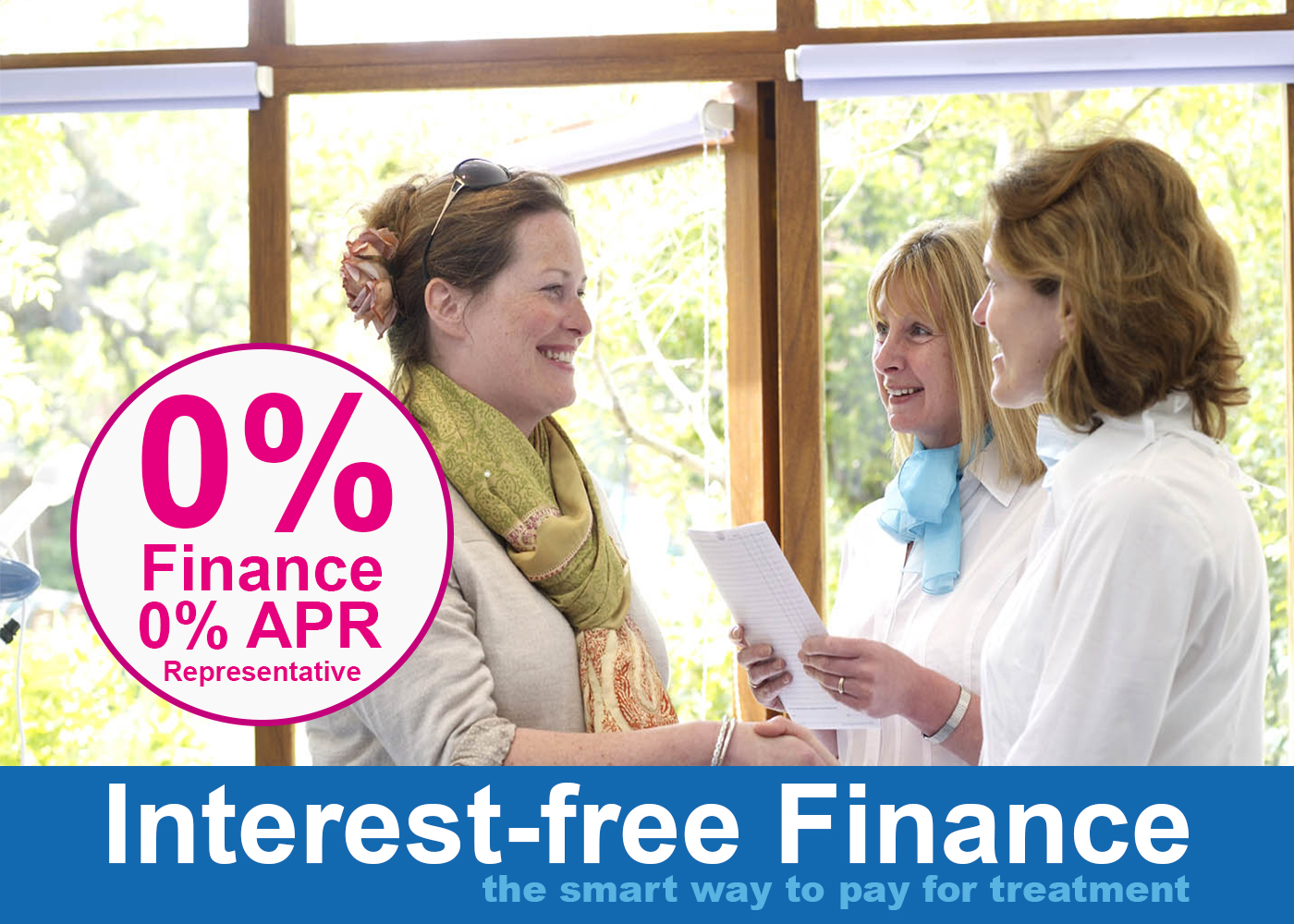 Interest-Free Dental Finance
