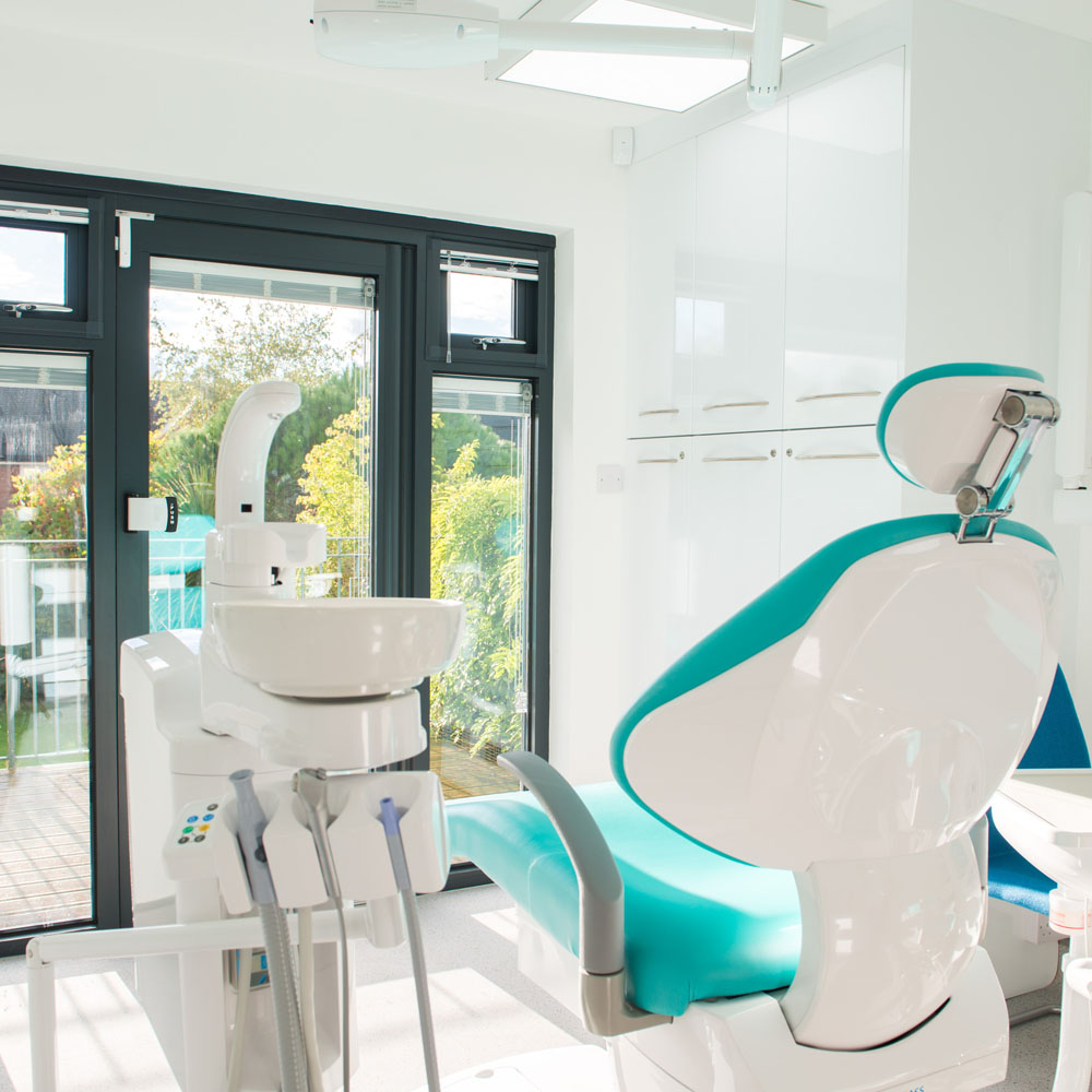 Empty Dental Chair Surgery 3
