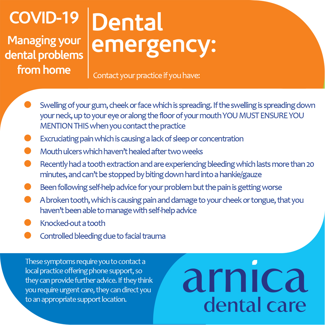 What is a Dental Emergency 2