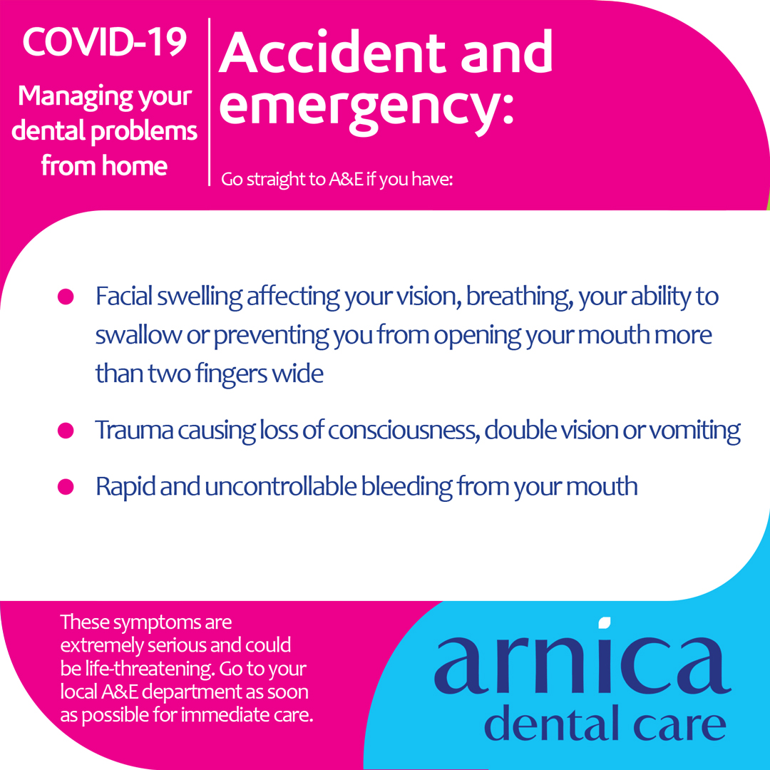 What is a Dental Emergency 3