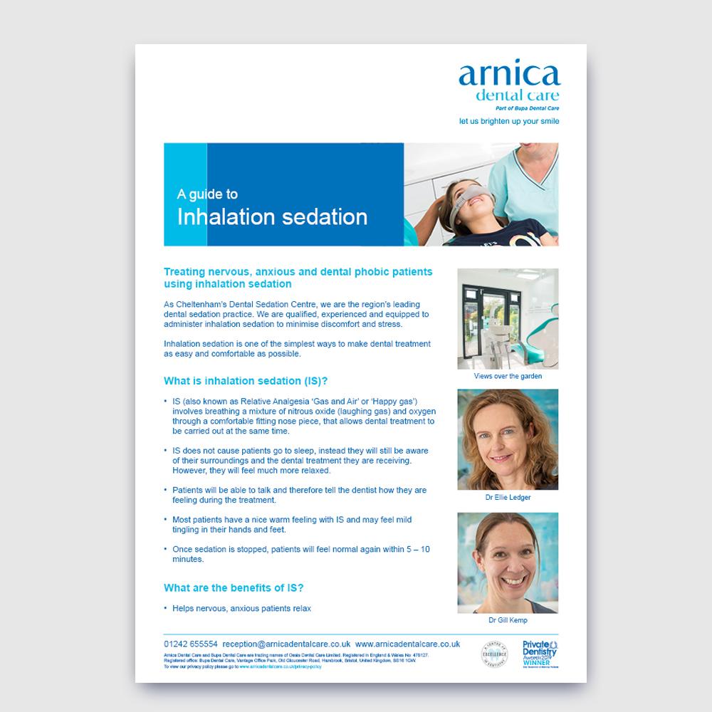 Guide to Inhalation Sedation 1