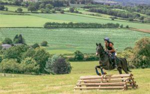 Sarisa-Martin-Dentist-horse-riding